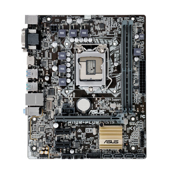 ASUS H110M-PLUS - ana plata, Bakıda kompüter parçaların satışı