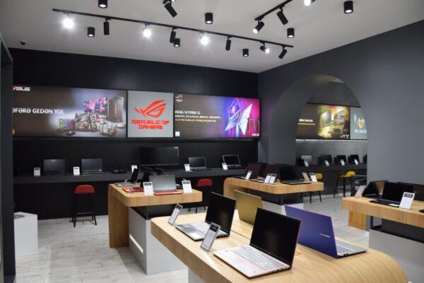 Aztech - Asus və Lenovo komputer və noutbukların satışı mağazası
