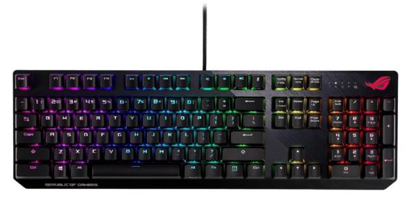 Клавиатура ROG Strix Scope - продажа компьютерных аксессуаров