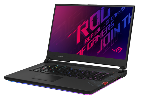 Asus ROG Strix Scar 17 - игровой ноутбук, продажа ноутбуков в Баку