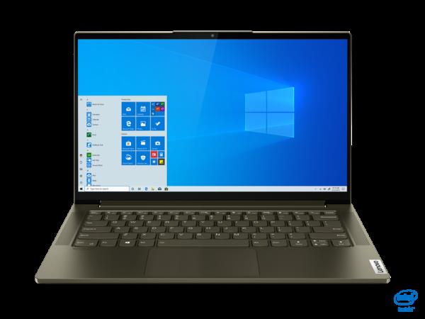 Noutbuklar və aksessuarlar - Lenovo Yoga Slim 7 14IIL05 82A100EMRK