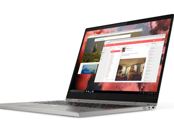 Lenovo ThinkPad X1 Titanium Yoga G1 - 2
