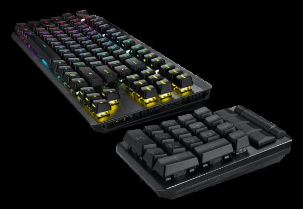 ASUS MA02 ROG CLAYMORE II Optical mechanical keyboard 90MP01W0-BKRA00