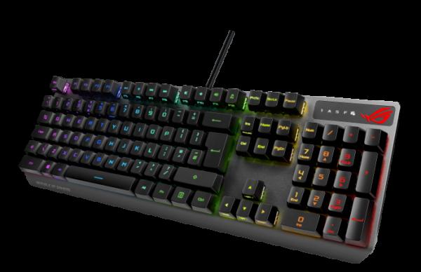 ASUS ROG STRIX SCOPE RX Optical Mechanical Keyboard 90MP0240-BKRA00